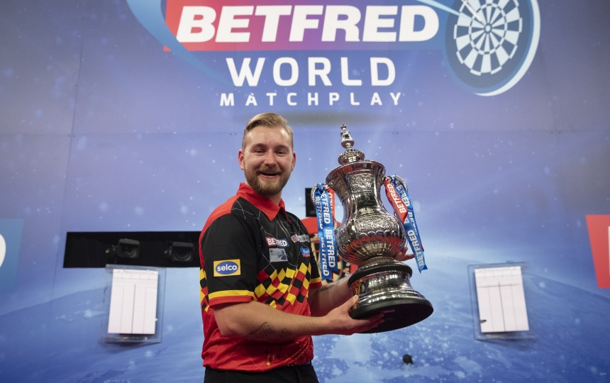 World Matchplay 2020