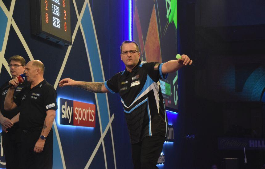 Zoran Lerchbacher ist einer von vier Qualifikanten für die Finalrunde