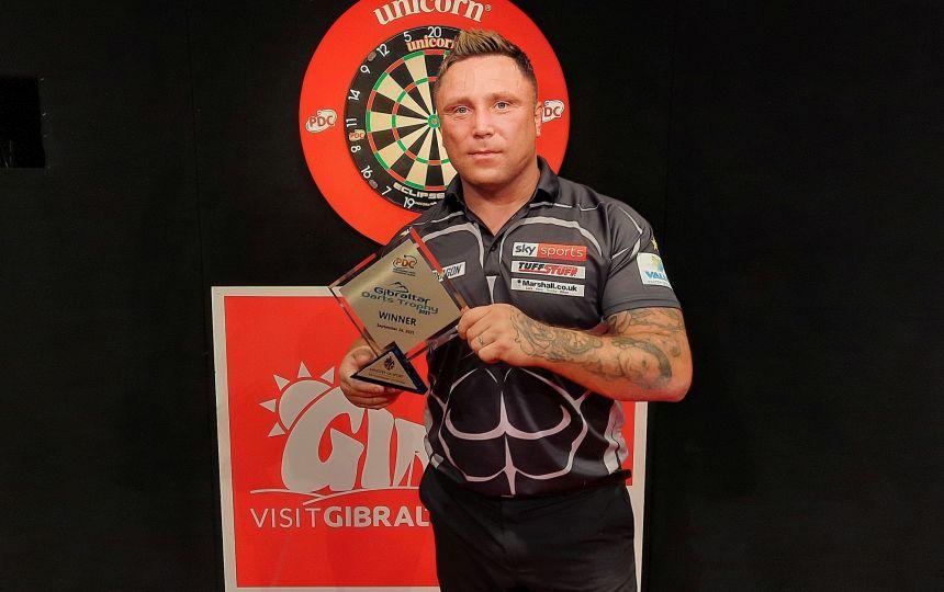 Gibraltar Darts Trophy 2021