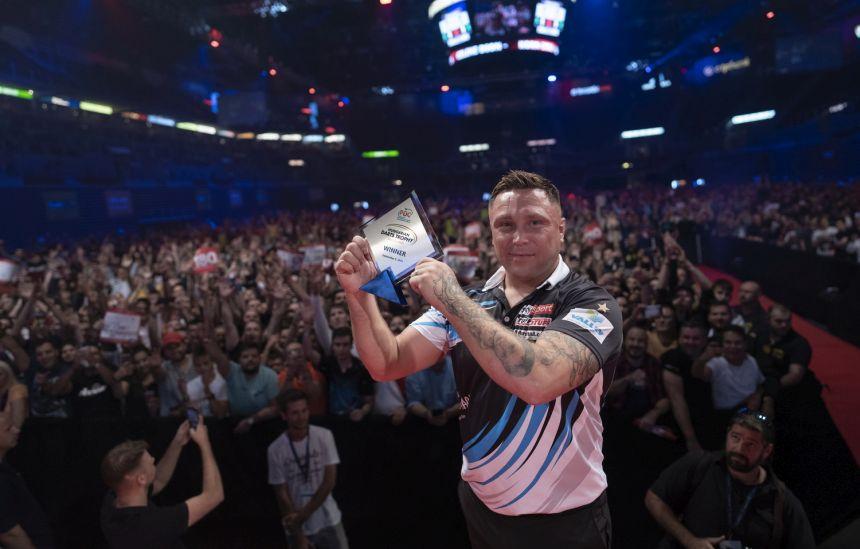 Hungarian Darts Trophy 2021