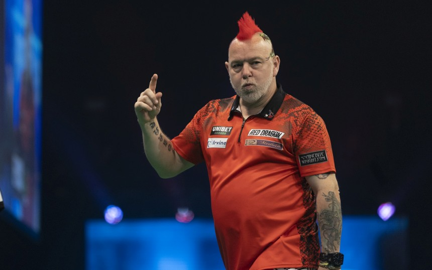 Hungarian Darts Trophy 2021 - Tag 2 - Peter Wright