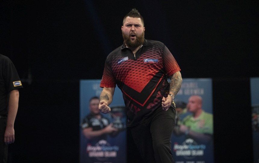 PDC Super Series Tag 10 Michael Smith