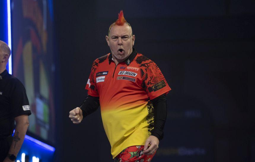 Peter Wright gewinnt sein erstes Turnier im Jahr 2021