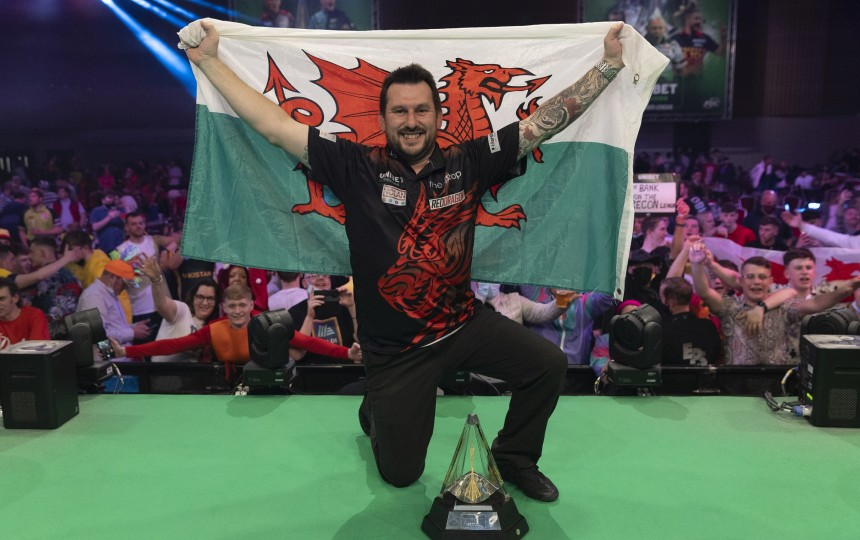 Premier League Darts 2021 - Sieger - Jonny Clayton