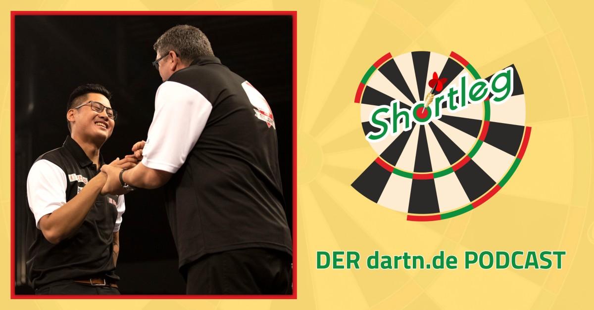 Shortleg - World Cup of Darts 2021 Analyse mit Pero Ljubic