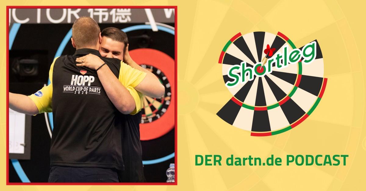 Shortleg - World Cup of Darts 2021 Vorschau