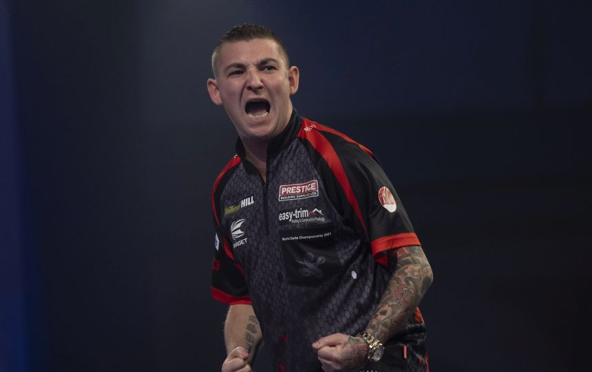 The Masters 2021 - Achtelfinale - Nathan Aspinall