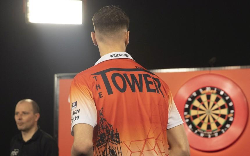 UK Development Tour 2021 - Turniere 1-6 - Dom Taylor