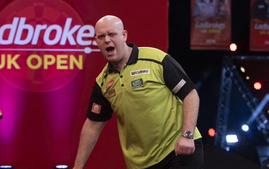 UK Open 2021 - Viertelfinale - Michael van Gerwen