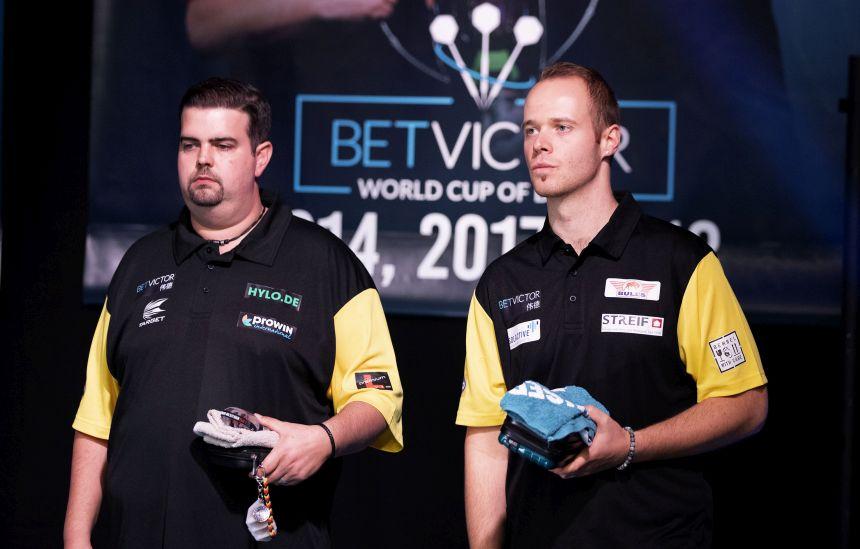 Der World Cup of Darts 2021 findet in Jena statt