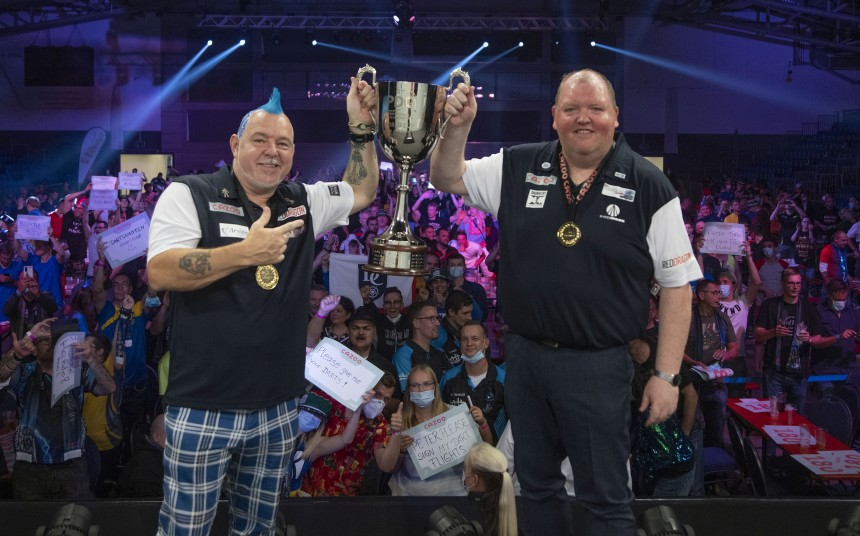 Schottland Sieger World Cup of Darts 2021
