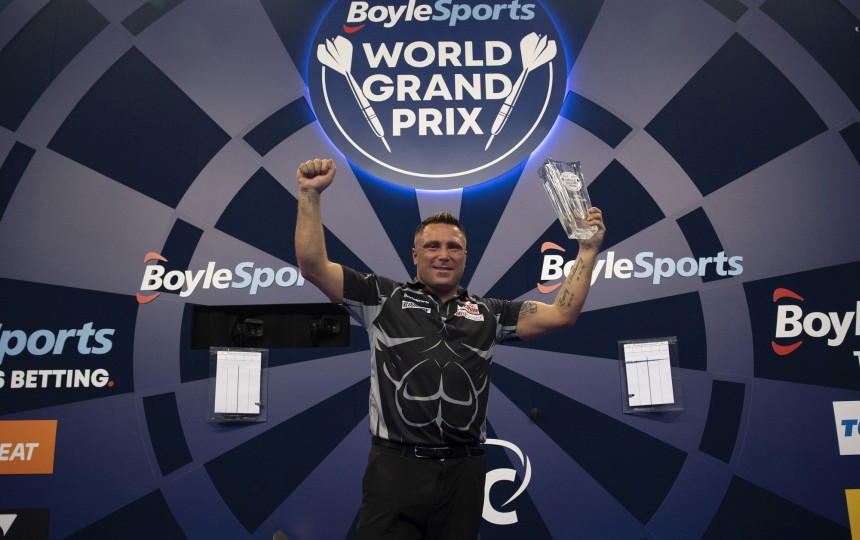 World Grand Prix 2021 - Auslosung