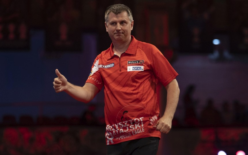 Krzysztof Ratajski World Matchplay 2021