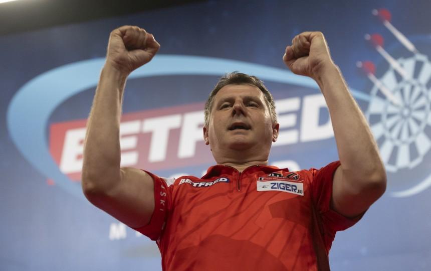 Krzysztof Ratajski World Matchplay Viertelfinale