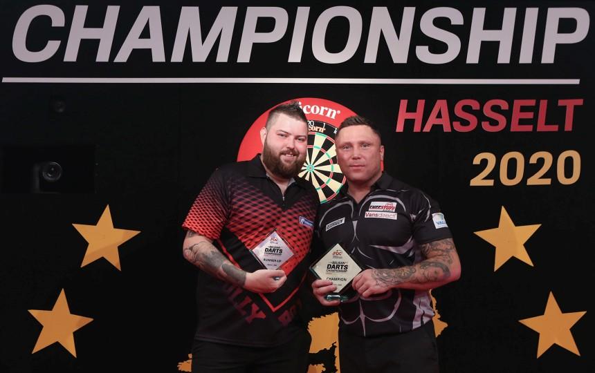 Belgian Darts Championship 2020