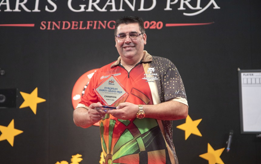 European Darts Grand Prix 2021