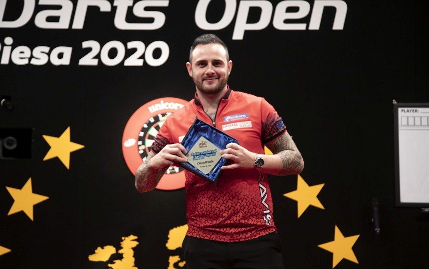 International Darts Open 2021