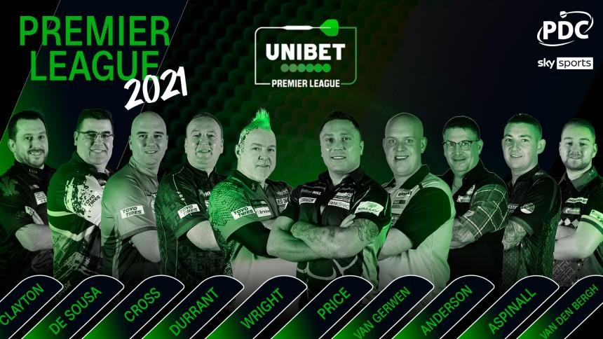 Dart Premier League 2021
