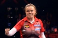 BDO Dart Weltmeisterin 2013: Anastasia Dobromyslova