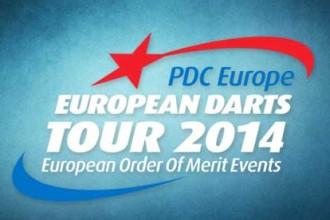 PDC European Tour 2014