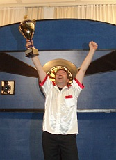 Anton Pein gewinnt die zweite Wildcard für Las Vegas