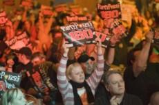 Die Zuschauer bei der letzten German Darts Champonship