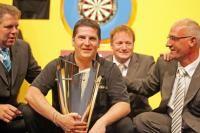 Letztes Jahr hatte Gary Anderson beide Turniere gewinnen können