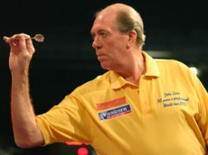 John Lowe heutzutage bei der League of