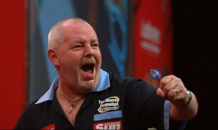 Robert Thornton PDC Dart WM 2013