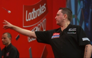 Kevin Painter PDC Dart WM 2013