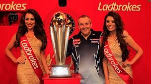 Wird Phil Taylor auch 2014 wieder Weltmeister?