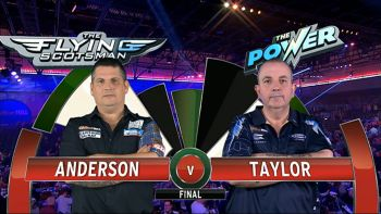 Finale PDC Dart WM 2015: Phil Taylor - Gary Anderson