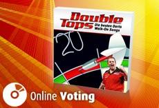 Song-Voting für die CD Double Tops – die besten Walk-On Songs