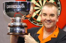 Phil Taylor gewinnt den Grand Slam of Darts 2008