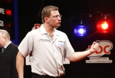 James Wade gewinnt die zweite Dutch Players Championship in Leiden