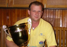 Nandor Bezzeg gewinnt den Eastern European Qualifier 2008