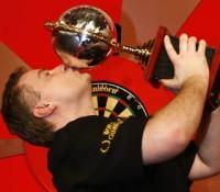 John Part ist PDC Weltmeister 2008 !!!