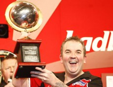 Phil Taylor - Dart Weltmeister 2009
