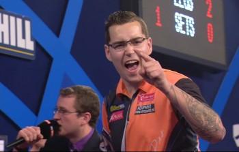 Am Ende hatte Benito van de Pas die Nase gegen Max Hopp vorne!