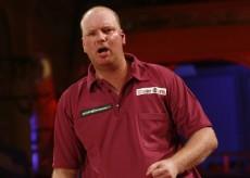 Vincent van der Voort erreicht das Viertelfinale des Stan James World Matchplay 2009
