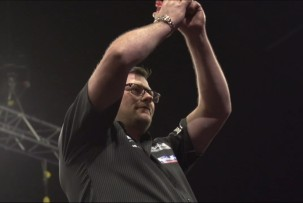 PDC Premier League Darts 2016 James Wade