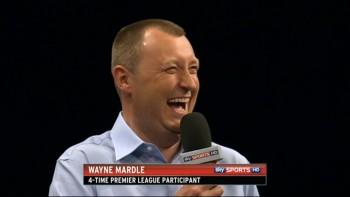 Wayne Madle hat inzwischen richtig gefallen an seinem Job als Kommentator gefunden