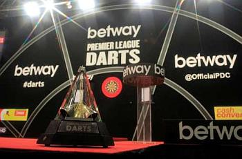 Premier League Darts Stage