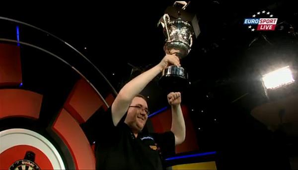 BDO Dart WM: Stephen Bunting ist BDO Weltmeister 2014