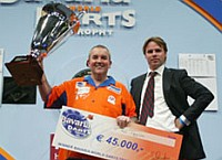 Phil Taylor WDT Sieger 2006