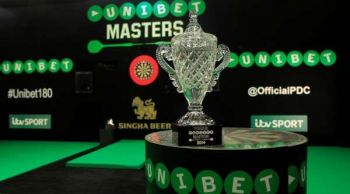The Masters Darts Logo 2013