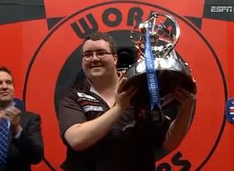 Stephen Bunting gewinnt die Winmau World Masters 2012
