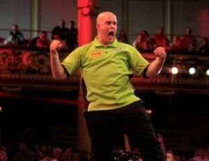 World Matchplay Darts 2012