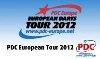 PDC European Tour Dart