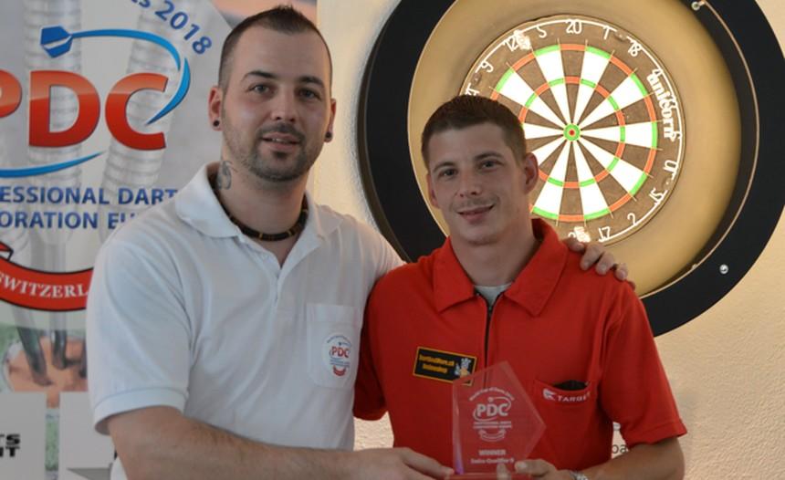 Andy Bless erhält Teilnahme am World Cup of Darts